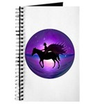 Pegasus Myth inspirational gift Journal