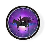Pegasus Myth inspirational gift Wall Clock