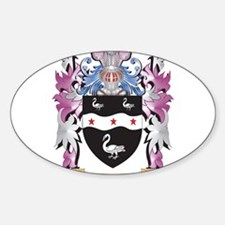 Hemingway Coat of Arms (Family Crest) Decal