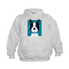 Winter Boston Terrier Hoody