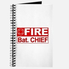 Fire Bat. Chief Journal