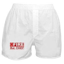 Fire Bat. Chief Boxer Shorts