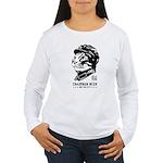 Chairman Meow -Women's Long Sleeve T-Shirt