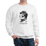 Chairman Meow - Cat Propaganda Sweatshirt