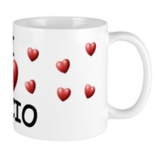 I Love Rocio - Small Mug