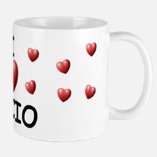 I Love Rocio - Small Small Mug
