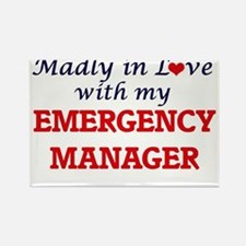 Madly in love with my Emergency Manager Magnets