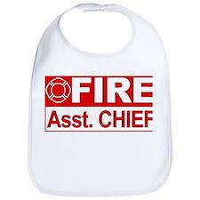Fire Assistant Chief Bib
