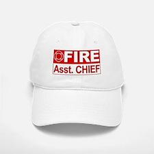 Fire Assistant Chief Baseball Baseball Cap