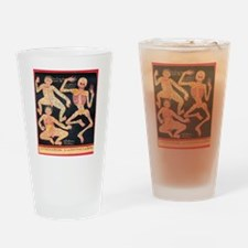 Cute Medicine Drinking Glass
