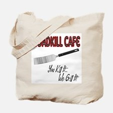 Roadkill Cafe Tote Bag