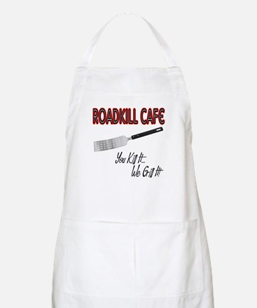 Roadkill Cafe BBQ Apron