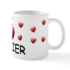 I Love Xavier - Mug