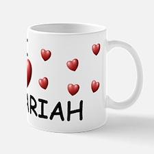 I Love Zachariah - Small Small Mug