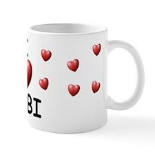 I Love Rubi - Mug