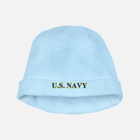 US NAVY baby hat