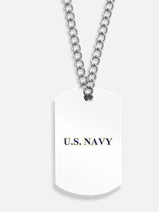 US NAVY Dog Tags