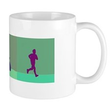 TRIATHLON SILHOUTTE WARM Mug