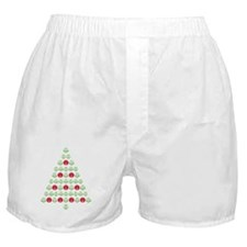 Lawyer's Christmas Tree Boxer Shorts