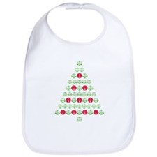 Lawyer's Christmas Tree Bib