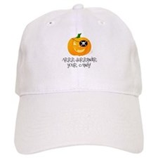 Pirate Pumpkin Baseball Cap