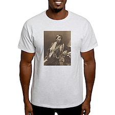 Susan Frost Ash Grey T-Shirt