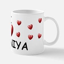 I Love Shaniya - Mug