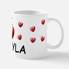 I Love Shayla - Mug