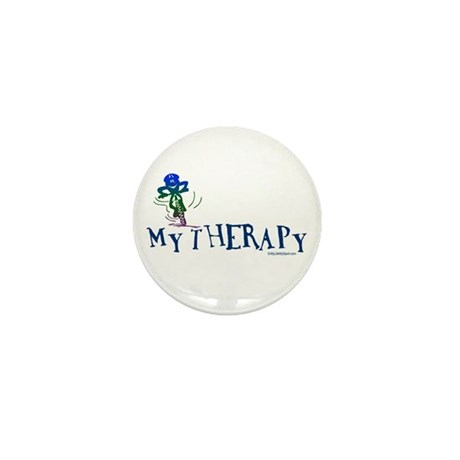 MY THERAPY Mini Button (10 pack)