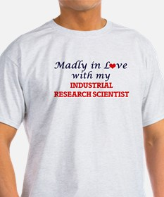 Madly in love with my Industrial Research T-Shirt