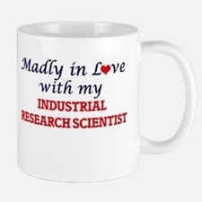 Madly in love with my Industrial Research Sci Mugs