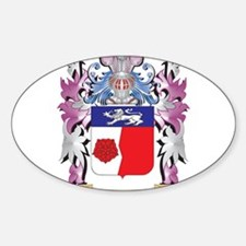 Henry Coat of Arms (Family Crest) Decal