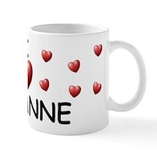 I Love Shyanne - Mug