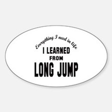 I learned from Long Jump Decal