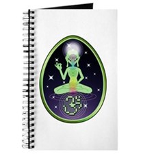 Alien Yogi Journal