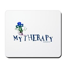 MY THERAPY Mousepad