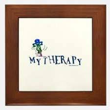 MY THERAPY Framed Tile
