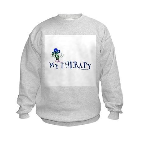 MY THERAPY Kids Sweatshirt
