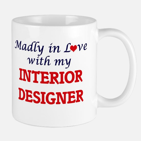 Madly in love with my Interior Designer Mugs