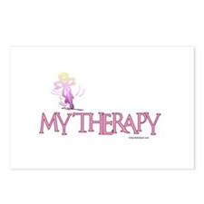 MY THERAPY Postcards (Package of 8)