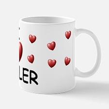 I Love Skyler - Mug