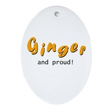 Ginger Keepsake (Oval)