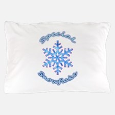 Special Snowflake Pillow Case