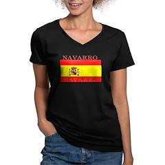 Navarro Spain Spanish Flag Shirt