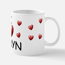 I Love Taryn - Small Small Mug