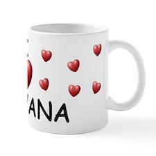 I Love Tatyana - Mug