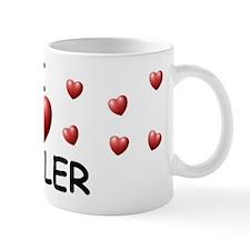 I Love Tayler - Mug