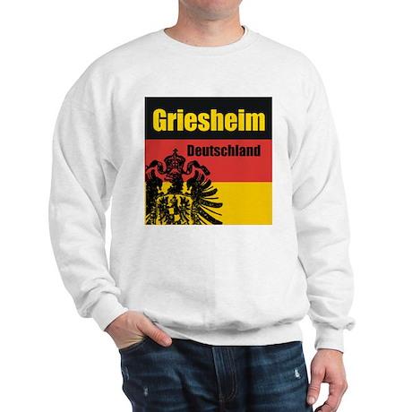 Griesheim Deutschland Sweatshirt