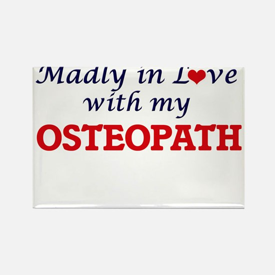 Madly in love with my Osteopath Magnets