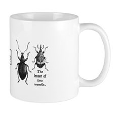 weevils mug Mugs